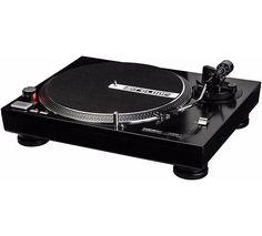Reloop RP 2000 M Quartz Driven DJ Turntable Record Player
