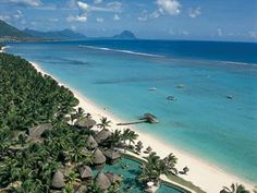 Flic En Flac, Mauritius - Great for families 2 years old and older with gentle, crystal clear waters.