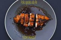 Petto di pollo arrosto alle spezie e birra Ale #pettopollo #spezie #birra #chickenbreast #spicy #beer