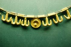 Collar de oro,etrusco  Museo de Berlin
