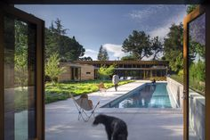Dwell - Channeling Midcentury Modern in Northern California