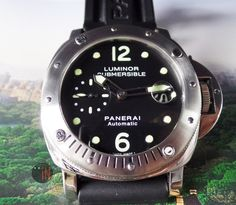 138c232bede 8 Best Panerai Submersible PAM0024 images