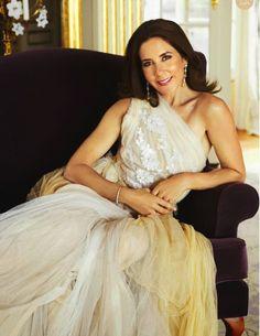 #Crown Princess Mary #Danish Royal Family