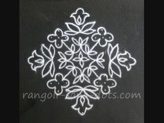 15 dot kolam - step 3