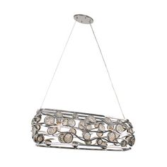 The natural shapes and perfect neutrality would fit well in my Hermitage. Swank Linear Pendant now featured on Fab.
