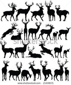 deer pattern idea?