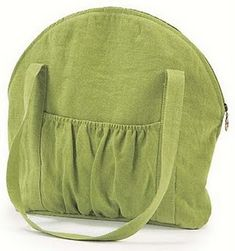 Pea Pod Linen Purse Pattern by Ottobre. Oooh! I love this bag! And I have tons of linen I have collected!