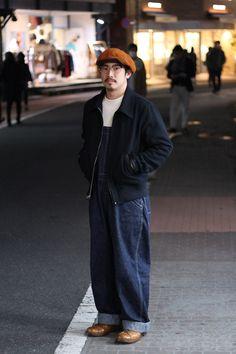 ストリートスナップ原宿 - 寺内 亮司さん | Fashionsnap.com