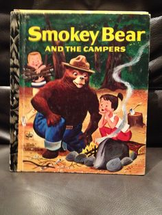 Smokey the Bear and the Campers