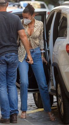 Bella Hadid Outfits, Bella Hadid Style, Bella Hadid Fall, Model Outfits, Cute Outfits, Fashion Outfits, Models Off Duty, Mode Inspiration, Mode Style