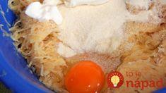 Švagriná zamiešala vajce, múku a jablká: Zabudnite na suché koláče, toto je stokrát lepšie – deti nebásnia o ničom inom! Russian Recipes, Grains, Rice, Ice Cream, Eggs, Breakfast, Desserts, Food, Fitness