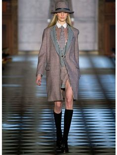 Top Looks from NYFW Fall 2013: Tommy Hilfiger