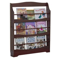 Kind-Hearted Wall Metal Magazine Holder Newspapers Bookshelf Office Desk Document Organizer Bookends Home Book Collection Shelf Decoration Strong Resistance To Heat And Hard Wearing Desk Accessories & Organizer Bookends