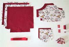 Petit sac à dos de chez Madalena Couture – Marion Salomé Sewing Patterns, Deco, Crochet, Bags, Style, Feltro, Amor, Backpack Tutorial, Sewing Patterns Baby