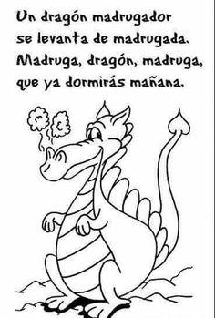 Dragon madrugador