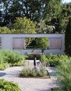 Ina Garten Hamptons sneak peek at ina garten's secret garden   east hampton, garden