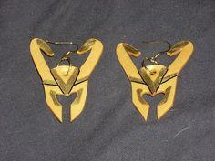 Loki Helmet Earrings
