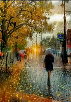 ideas dancing in the rain art rainy days for 2019 Walking In The Rain, Singing In The Rain, Photo D Art, Foto Art, Rainy Night, Rainy Days, Rainy Morning, Rain Photography, Street Photography