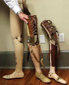 prosthetic leg 1970s - Google Search