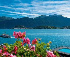 Grand Hotel Tremezzo #Italy #sea