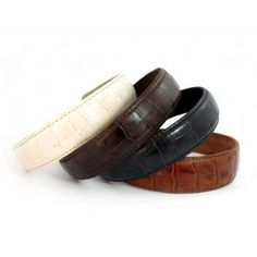 Simple, gorgeous leather hairbands/headbands Simple Læder hårbøjle - 3 cm
