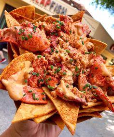 lobster nachos                                                       …