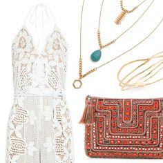 How To Accessorize Your Summer Jumpsuit