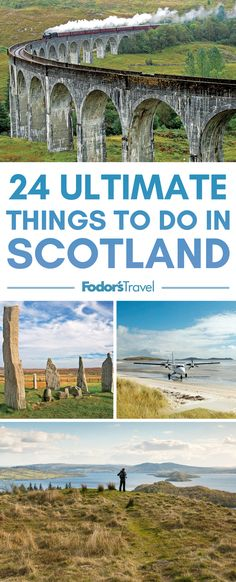 For a fairly small country, Scotland packs in a lot of appeal: an exhilarating history, rich culture, jaw-dropping scenery, and great liquor, to name just a few of its charms. #scotland  #scotlandtrip #europe #historic #naturelover