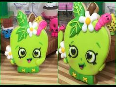 PART 2 Apple Blossom SHOPKINS Cookies(How To)