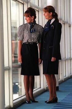 Ansett Australia Uniform