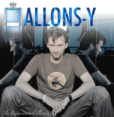 Whovian Fragrances: Allons-y   (by ~charmful , deviantART)