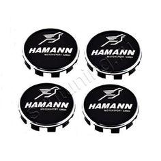 Колпачки Hamann в литые диски BMW