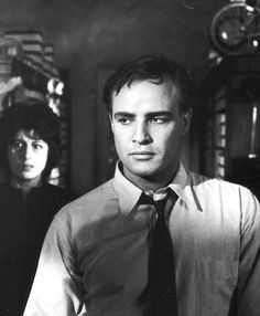 "Anna Magnani & Marlon Brando in ""The Fugitive Kind""  (1959)"