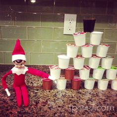 TPcraft.com: Elf on the Shelf {Day 6}