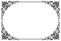 moldura para convite de casamento - Pesquisa Google Page Borders Design, Border Design, Borders For Paper, Borders And Frames, Personalised Postcards, Motif Oriental, Wood Burning Patterns, Quilt Labels, Decorative Borders