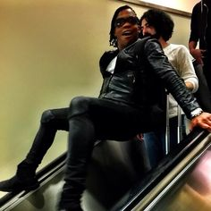 Michael Tait being a Goofball in front of Jody Davis!! =D <3