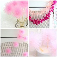 centerpieces and cute ideas