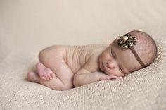 Book de bebê recém-nascido: uma linda pequena com 12 dias.