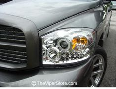 Dodge RAM Headlight accessories and Parts Black Headlights, Luz Led, Dodge, Car, Accessories, Led Light Bars, Automobile, Autos, Cars