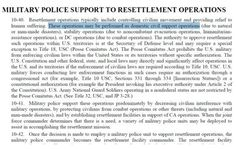 Flashback: Leaked document outlines U.S. Army plan for re-education of Americans inside prison camps -