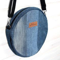 Ecological bag, denim bag, jeans bag, shoulder bag, denim, tasche denim, ecology bag, organic bag, recycling bag, upcycling, crossbody bag