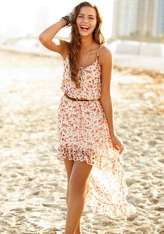 Super luftiges Sommerkleid ♥ stylefruits Inspiration ♥