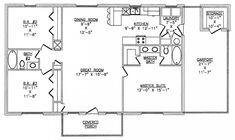 Metal building home floor plans 64 - pictures, photos, images
