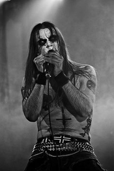 Hoest (Taake) Norwegian Black Metal