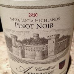 Pinot Noir! Need take this with us!