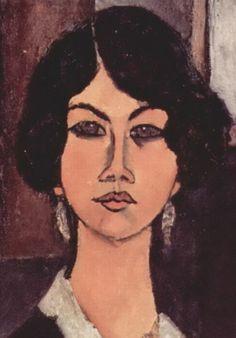 Amedeo Modigliani, Italian Painters, Italian Artist, Erich Fried, Blood Art, Atelier D Art, Portrait Art, Portraits, Portrait Photography