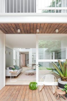 Here are the Minimalist Terrace And Patio Decor Ideas. This post about Minimalist Terrace And Patio Decor Ideas was posted under the Outdoor category by our team at March 2019 at am. Hope you enjoy it and don't . Patio Interior, Interior Exterior, Interior Architecture, Interior Design, Interior Doors, Classical Architecture, Container Home Designs, Deco Design, Design Case