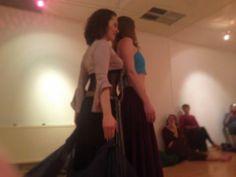 Duet improvisatie Laura en Elianne