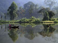 Situ Gunung, East Java, Indonesia