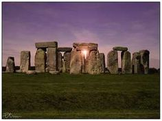 Stonehenge.  Of all the henges, stonehenge is my favorite. :)
